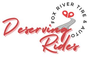 Deserving Rides Logo